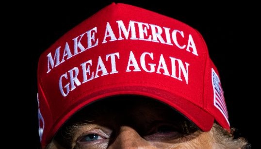 Trump's Make America Great Again Myth Reaches Its Catastrophic