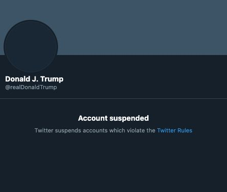 Twitter *Permanently* Bans Trump After Years Of Aggressive, Violent Rhetoric On