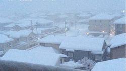 九州や北陸で記録的な大雪 今日1月9日も積雪増加に厳重警戒