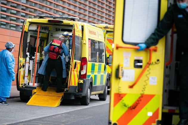 UK Covid-19 Death Toll Tops