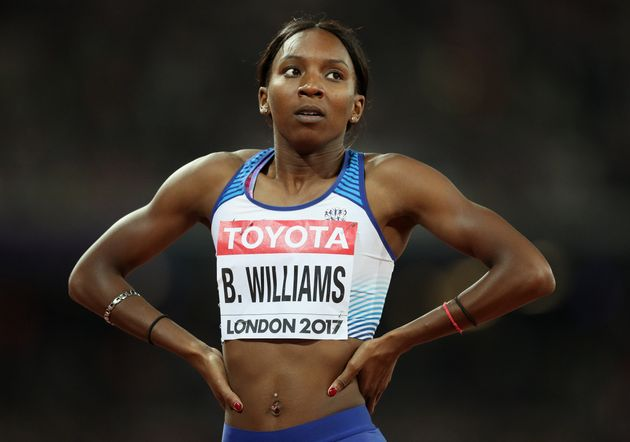 Athlete Bianca Williams Welcomes Review Into Met Handcuff