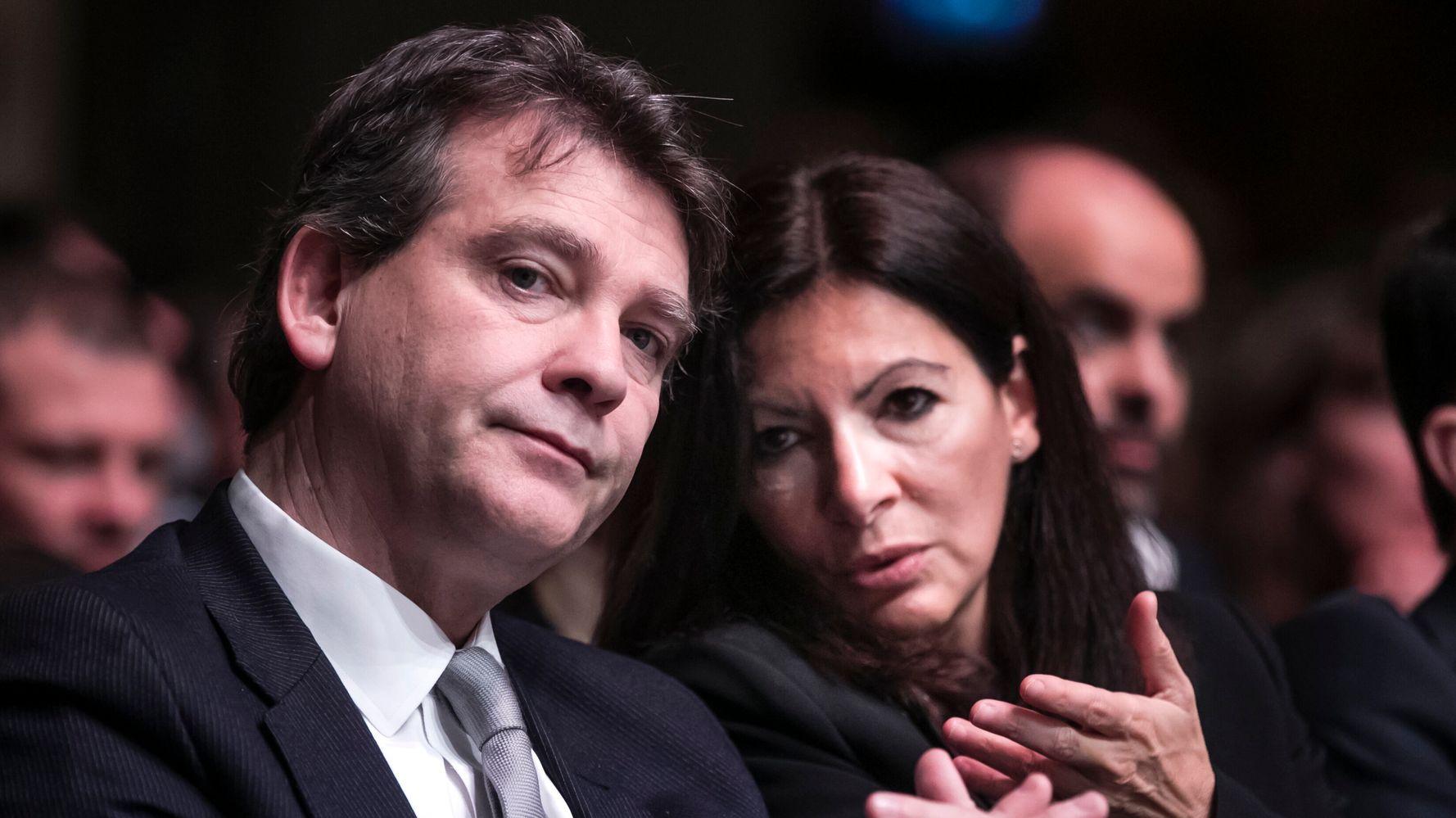Présidentielle 2022: Anne Hidalgo et Arnaud Montebourg font un pas de plus