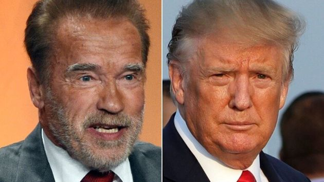Schwarzenegger Labels Trump As 'Worst President