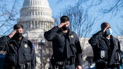 Trump Acknowledges Capitol Police Deaths After Staying Quiet For