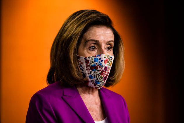 Nancy Pelosi, ici à Washington aux États-Unis, le 7 janvier
