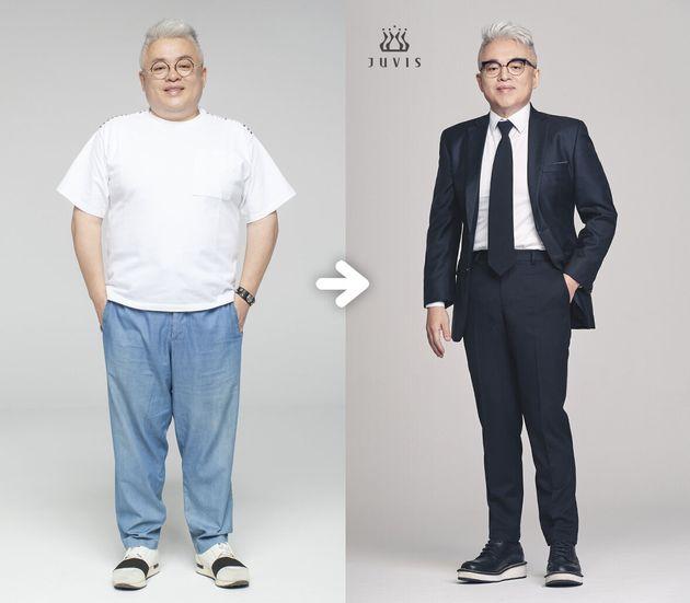21kg 체중 감량에 성공한