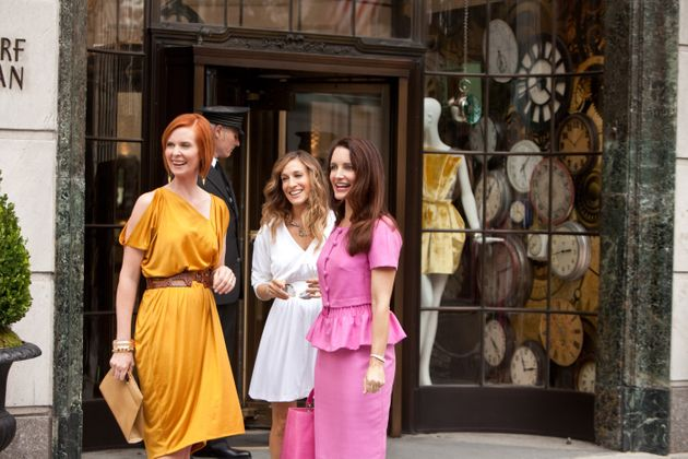 And Just Like That... will not feature Kim Cattrall, instead focusing on a central trio played by SJP,...