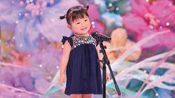2歳の女の子が歌う童謡、「可愛くて胸が痛い」と韓国で話題。ファンのコメントがあったかすぎる(動画)