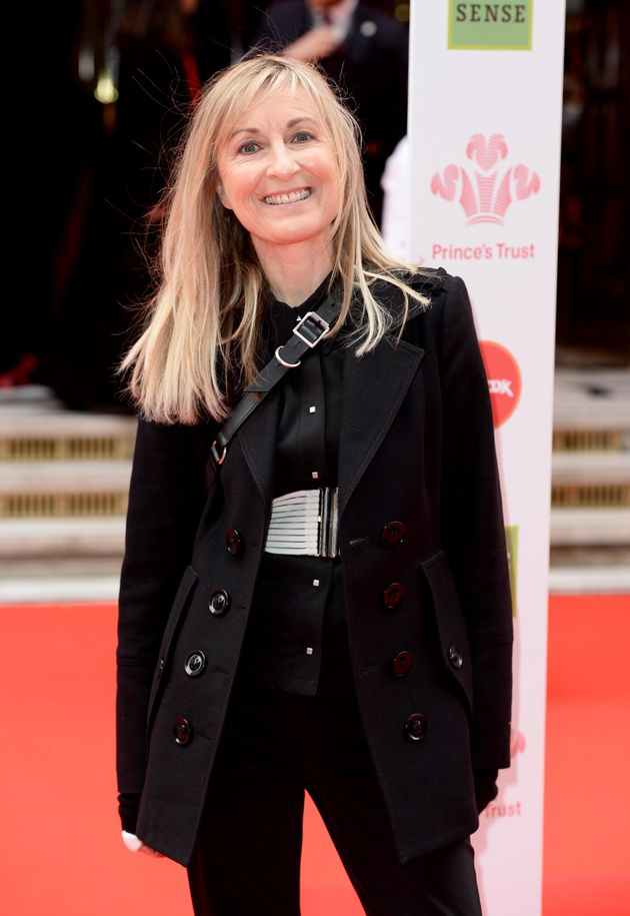 Fiona Phillips in