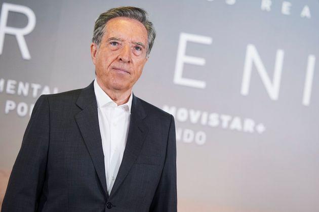 El periodista Iñaki Gabilondo, en una imagen de diciembre de
