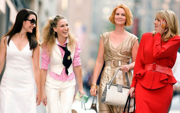 Three of the girls are due back on screens, although Kim Cattrall who plays Samantha will not