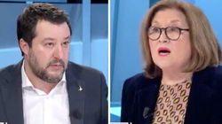 Scontro Salvini-Annunziata.