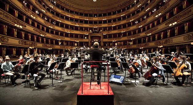 Il live streaming cambierà per sempre musica classica e