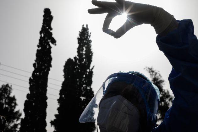 Κορονοϊός: 444 νέα κρούσματα και 39 νεκροί το τελευταίο