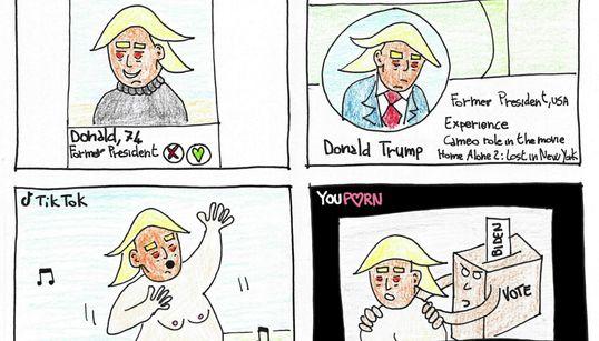 Le alternative social di Trump (di C.