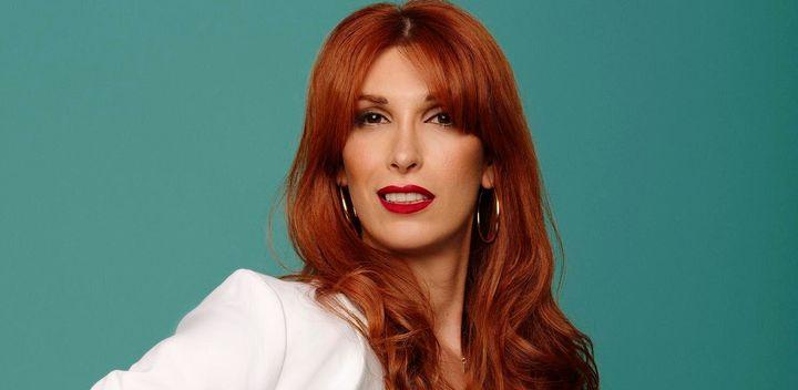 Valeria Vegas, autora de 'Libérate'.