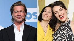 Brad Pitt Had A Total Fangirl Moment Meeting Phoebe Waller-Bridge, According To Her Fleabag