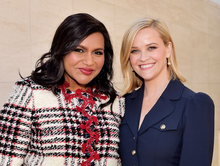 """Kaling and Witherspoon previously worked together in""""A Wrinkle in Time."""""""