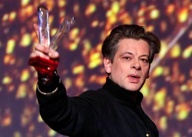 Benjamin Biolay, favori parmi les nommés aux Victoires de la musique 2021 (ici en photo lors de...