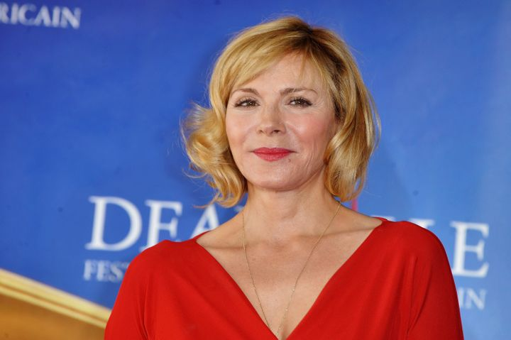 Kim Cattrall at the Deauville American Film Festival on Sept. 11, 2010 in Deauville, France.