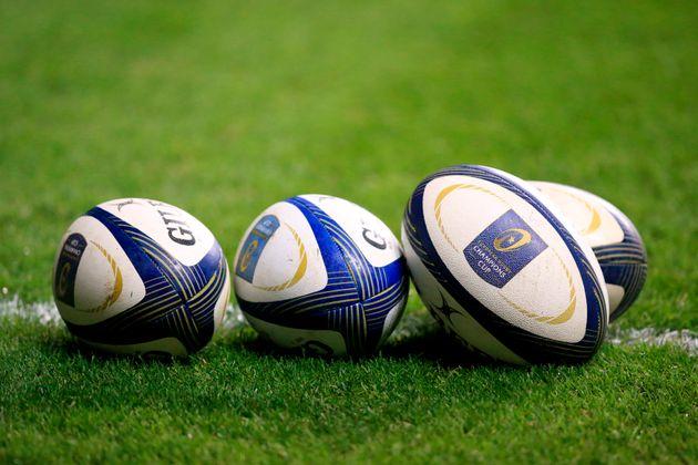Les Coupes d'Europe de rugby suspendues face aux craintes sur le variant du Covid-19 (photo d''archive...