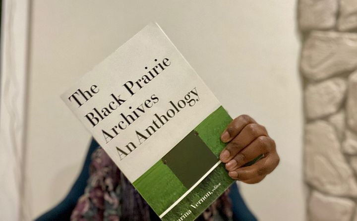 """The writer found her experiences as a Black Canadian reflected in """"The Black Prairie Archives: An Anthology."""""""