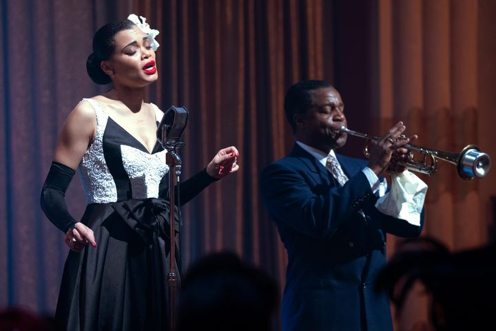 """""""The United States vs. Billie Holiday"""" will debut on Hulu Feb. 26."""