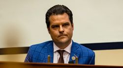 Rep. Matt Gaetz Mocked For Caring More About Twitter Bans Than