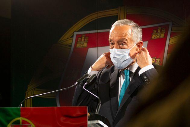 Με κορονοϊό ο πρόεδρος της Πορτογαλίας - Τέθηκε σε