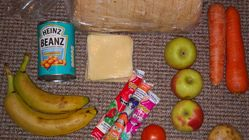 Meagre Food Parcels For Hungry Kids 'Completely Unacceptable', No.10