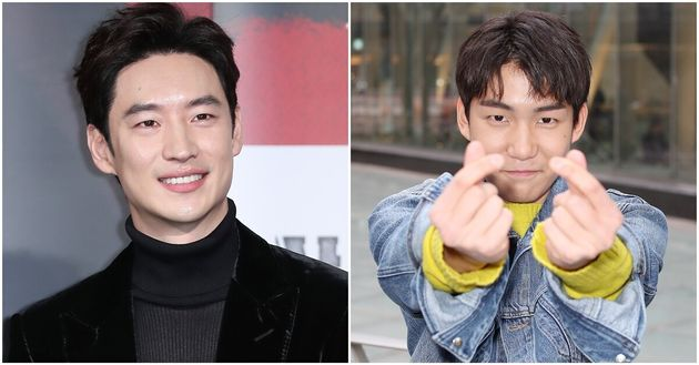 Actor Lee Je-hoon, who appears in Netflix's original'Move to Heaven: I am a keepsake organizer'