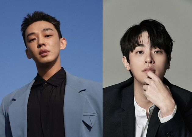 Actor Yoo Ah-in, who appeared in Netflix's original'Hell'