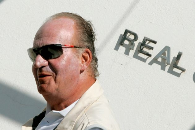 El rey Juan Carlos, en una imagen de