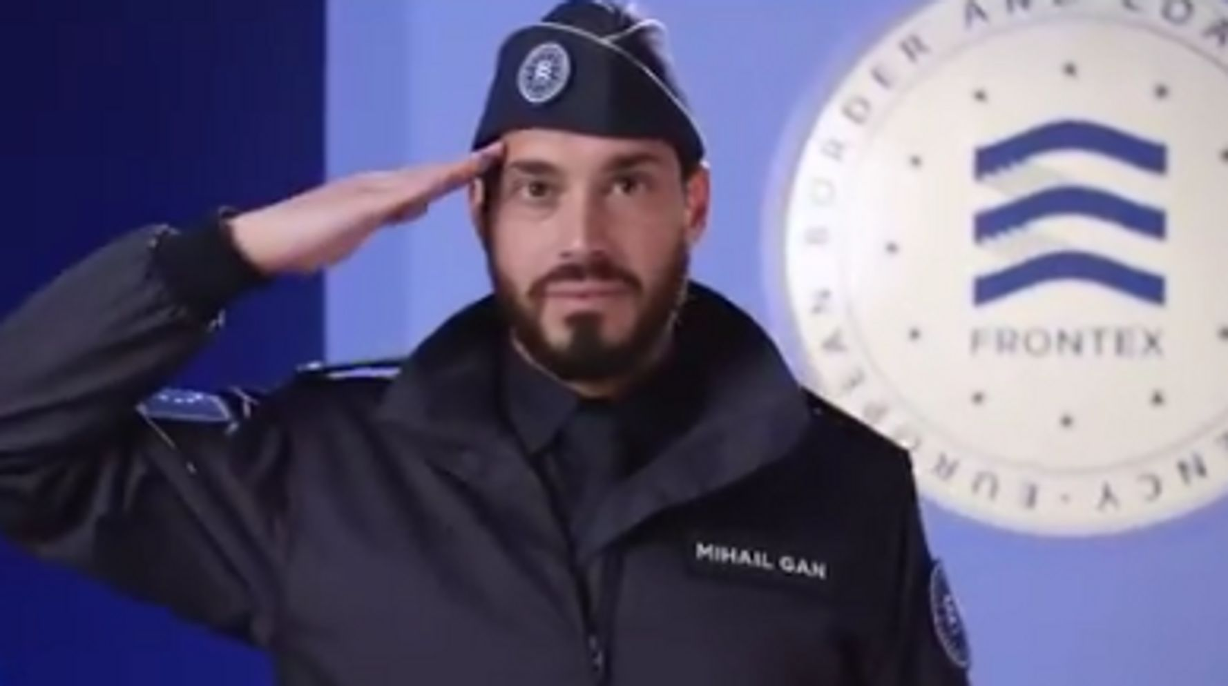 L'Union européenne équipe Frontex de ses propres uniformes, une première