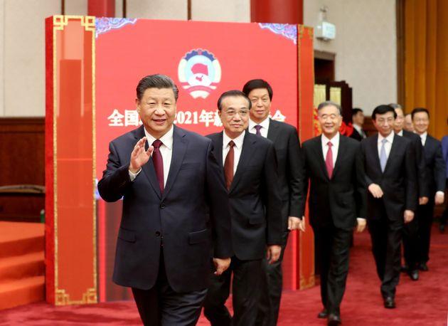 Xi spinge sull'acceleratore cinese: