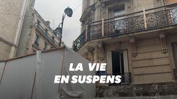 Rue de Trévise, la double peine des sinistrés deux ans après