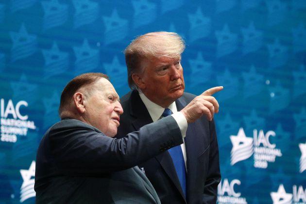 Le milliardaire Sheldon Adelson, grand partisan de Donald Trump, est mort dans la nuit du 11 au 12 janvier,...
