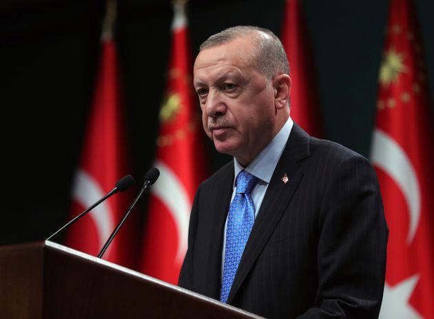 Ερντογάν: «Ελπίζω για μια νέα εποχή στα ελληνοτουρκικά, η Αθήνα να μην
