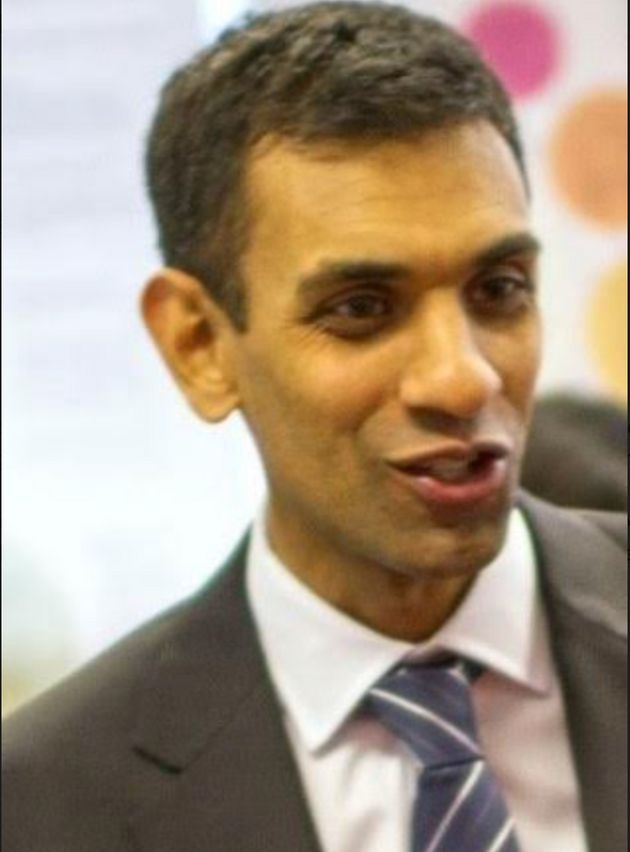 Dr Habib Naqvi is director of the NHS Race and Health