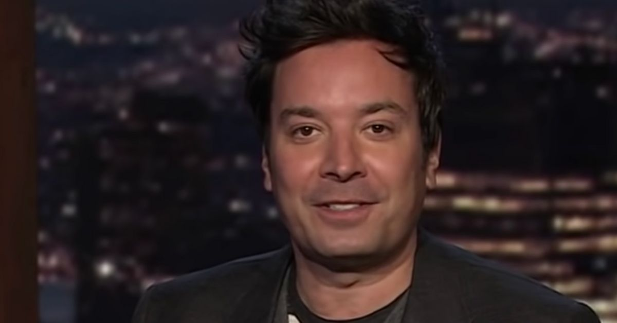 Jimmy Fallon Makes The Mount Rushmore Of Burns After Trump's Twitter Ban