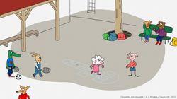 """""""Chouette pas chouette"""", la mini-série pour enfants contre les stéréotypes de"""