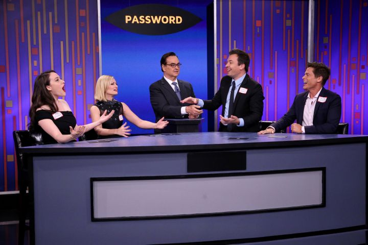 All of these people simply agreed to share a password.