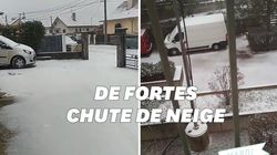 Près de 15cm de neige attendus en Savoie et en