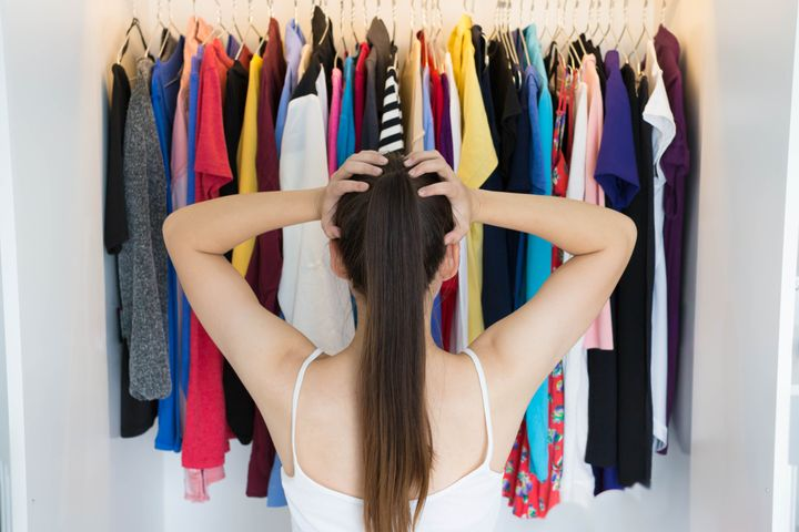 Spending too much time choosing your daily outfit could decrease your productivity.