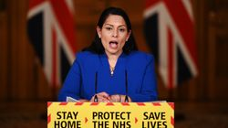 Priti Patel Insists Covid Rules Are 'Tough Enough' Despite Soaring