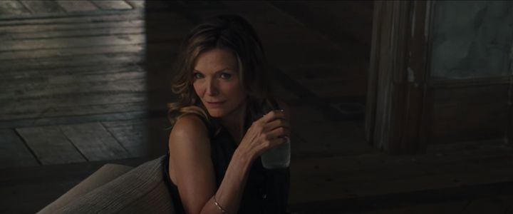 "Pfeiffer in ""mother!"""
