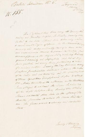 Ναπολέων: Η ιατρική γνωμάτευση του 1818 και οι θεωρίες
