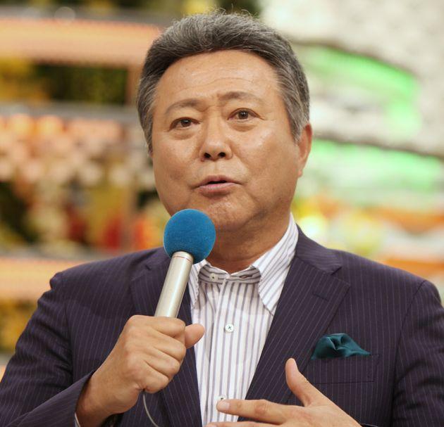 小倉智昭さん(2012年撮影)