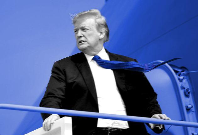 Trump frôle le naufrage avec sa 2e destitution, les républicains quittent le navire (photo d'illustration...