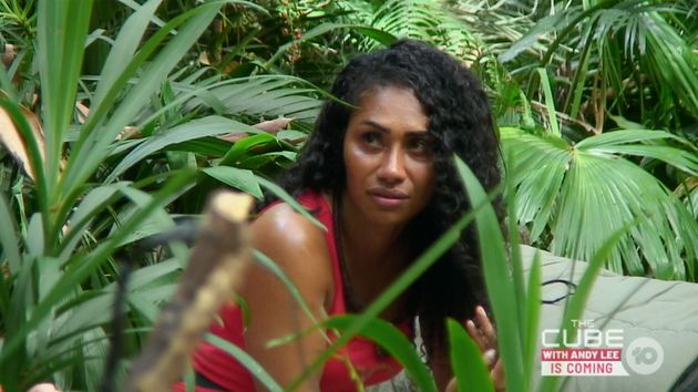Paulini Curuenavuli opened up about facing racism to co-star Jack Vidgen on 'I'm A Celebrity... Get Me...